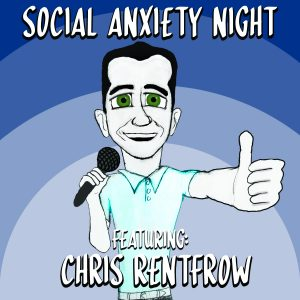 Social Anxiety Night sponsored by The Truism Center