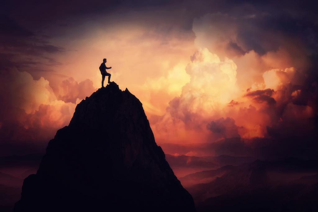 Overcoming failure in life