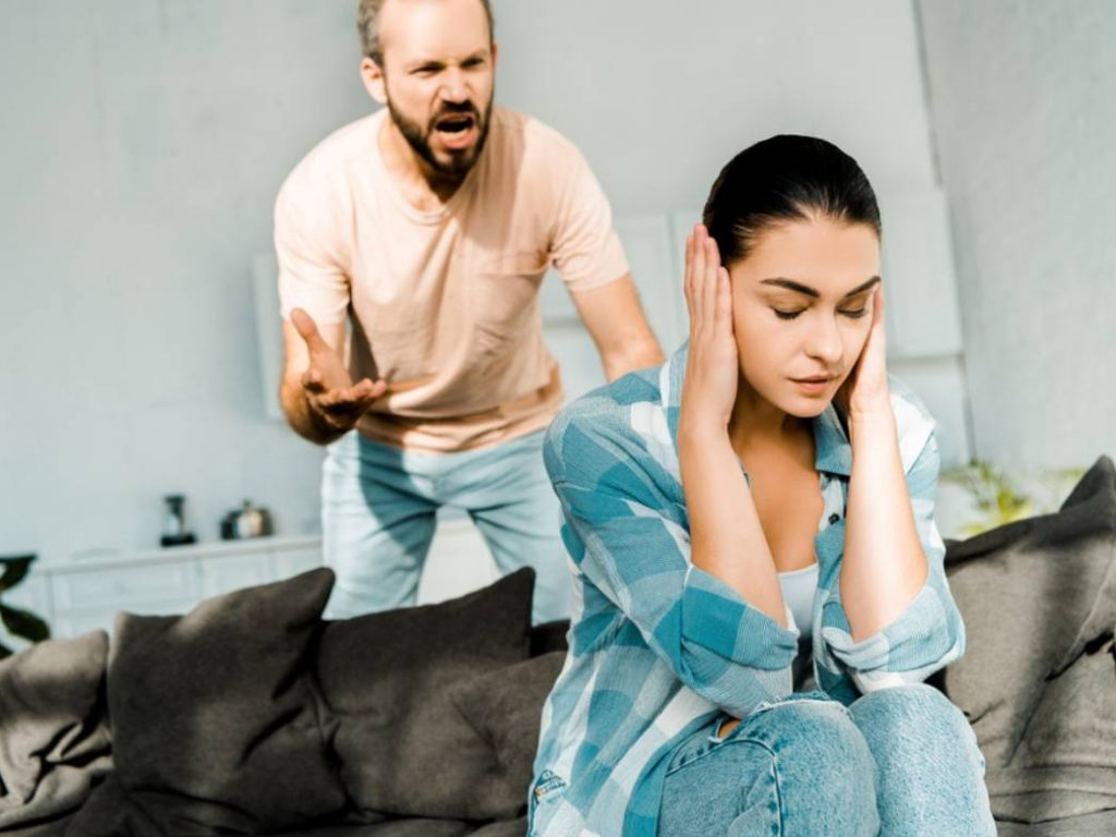 Relationship counseling can end the fighting